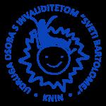 "Udruga osoba s invaliditetom ""Sveti Bartolomej"" - logo"